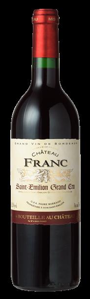 Château Franc Saint-Emilion 6 x 750 ml