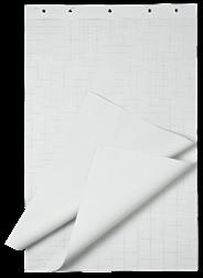 Nobo Flipoverblok 65x100cm 50 vellen 2 stuks