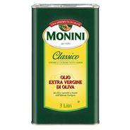 Monini Classico extra virgin olijfolie 3 liter