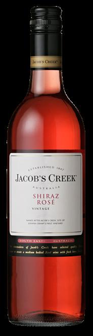 Jacob's Creek Shiraz Rosé 6 x 750 ml