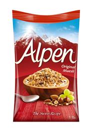 Alpen Original muesli 1,3 kg