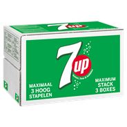 SEVEN UP 1000cl box