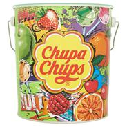 Chupa Chups Fruit blik 150 stuks