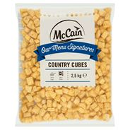 McCain Country Cubes 2,5 kg