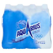 Aquarius Lemon + Vit B6 12 x 500 ml