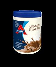 Atkins Poedershake chocolade 310 gram
