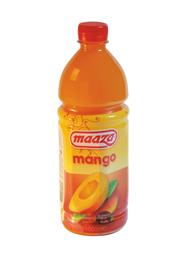 Maaza Mango PET fles 6 x 1 liter