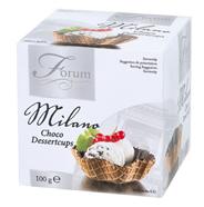 Forum Milano Dessertcups 4 stuks