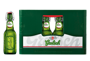 Grolsch Premium pilsener beugelfles 16 x 450 ml