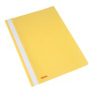 Sigma Snelhechtermappen A4 geel 25 stuks