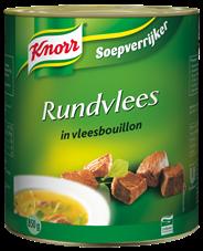 Knorr Soepverrijker rundvlees 850 gram