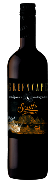 Green Cape Cinsault Pinotage 750 ml