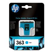 HP 363 Inktcartridge cyaan