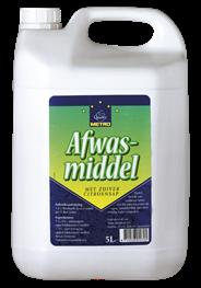 Horeca Select Afwasmiddel met zuiver citroensap 5 liter