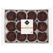 Rioba Muffin dubbele chocolade 100 gram