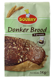 Soubry Mix voor donker of 9-granenbrood 5 kg