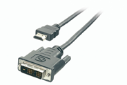 Vivanco HDMI - DVI kabel 2 meter