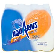 Aquarius Orange + Vit B6 12 x 500 ml