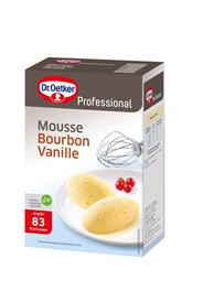 Dr. Oetker Mousse bourbon vanille 1 kg