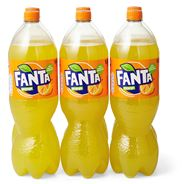 Fanta Orange PET 6 x 1,5 liter
