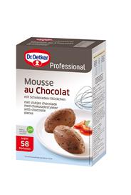 Dr. Oetker Chocolademousse 1 kg