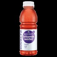 Sourcy Vitaminwater Braam/acai PET 6 x 500 ml