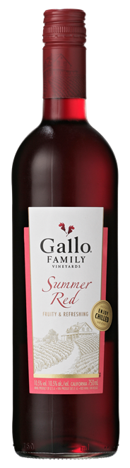Gallo Family Vineyards Summer Red 6 x 750 ml