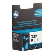 HP 339 Inktcartridge zwart