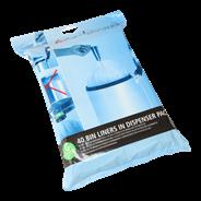 Brabantia Smartfix Afvalzakken 30 liter 40 stuks