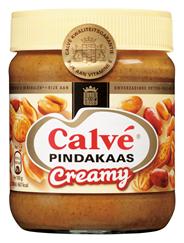 Calvé Pindakaas creamy 350 gram