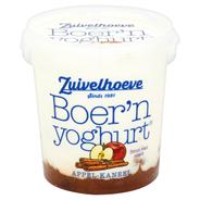 Zuivelhoeve Boer'n Yoghurt Appel kaneel 800 gram