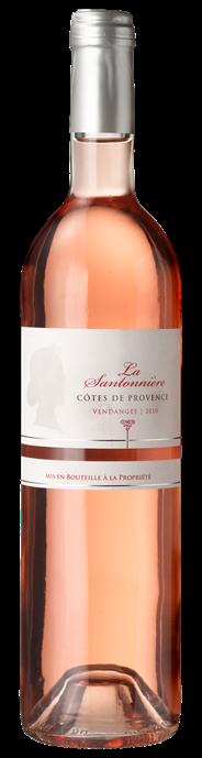 La Santonnière Côtes de Provence Rosé 6 x 750 ml