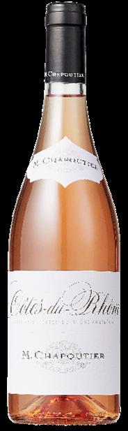 Michel Chapoutier Côtes du Rhône Rosé 6 x 750 ml