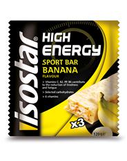 Isosar High energy reep banaan 3 x 40 gram