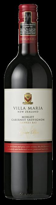 Villa Maria Merlot Cabernet Sauvignon 750 ml