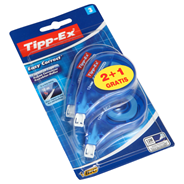 Tipp-Ex Easy correct side dispenser 2+1 gratis