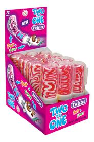 Two to One twister 12 stuks