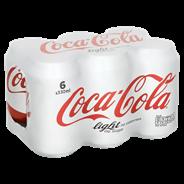 Coca-Cola Light Taste 6 x 330 ml