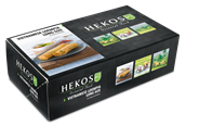 Hekos Loempia long size Vietnamees/vegetarisch 24 x 70 gram