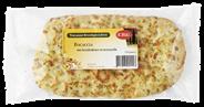 Boboli Focaccia Kruidenboter en mozzarella 220 gram