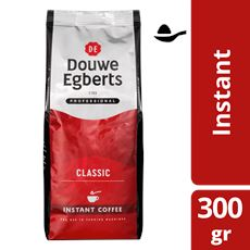 Douwe Egberts Classic Oploskoffie 300g