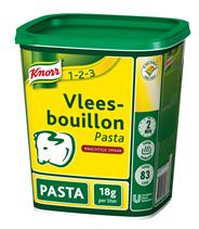 Knorr 1-2-3 Vleesbouillon pasta 1,5 kg