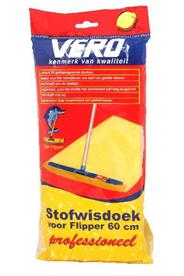 Vero Stofwisdoek 60 x 25 cm geel 25 stuks
