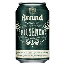 Brand Bier Blik 24 x 33 cl