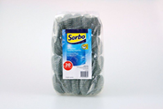 Sorbo Panspons metaal 23 gram 20 stuks