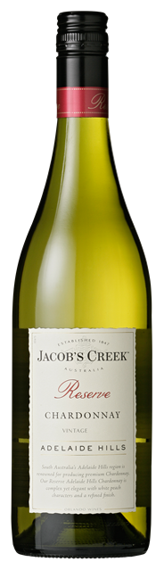 Jacob's Creek Chardonnay Reserve 6 x 750 ml