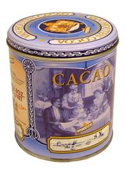 Van Houten Cacao blauw 250 gram