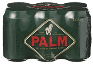 Palm blik 4 x 6 x 33 cl