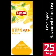 Lipton Thee Professioneel Lemon 25 zakjes
