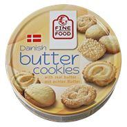 Fine Life Deense boterkoekjes 500 gram